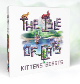 The City of Game Précommande: The Isle OF Cats: Ext. Kittens And Beasts (EN)