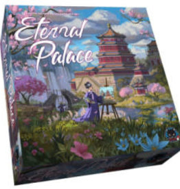 Alley Cat Games Eternal Palace: Deluxe (FR) (Kickstarter) Date d'arrivée Février 2022