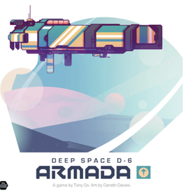 Tau Leader Games Précommande: Deep Space D-6: Armada (EN)