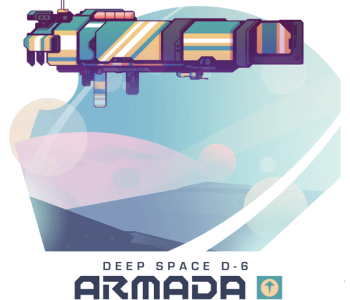 Précommande: Deep Space D-6: Armada (EN)