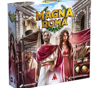 Précommande: Magna Roma Standard (EN)
