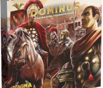 Précommande: Magna Roma: Dominus (EN)