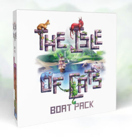 The City of Game Précommande: The Isle Of Cats: Ext. Boat Pack (EN)