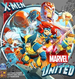Alley Cat Games Marvel United: X-Men (Strech Goal+X-Force) (EN) (Kickstarter) Date d'arrivée Mai 2022