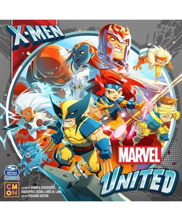 Marvel United: X-Men (Strech Goal+X-Force) (EN) (Kickstarter) Date d'arrivée Mai 2022