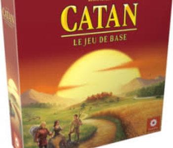 Catan (FR) Boite endommagé
