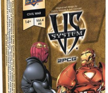 VS System 2PCG Marvel: Thunderbolts (EN)