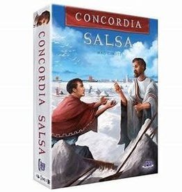 Matagot Concordia: Ext. Salsa (FR)