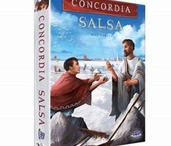 Concordia: Ext. Salsa (FR)