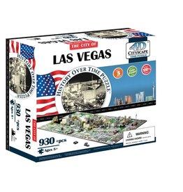 4D Brands International Casse-tête: 4D Cityscape: Las Vegas, USA (1202 Pieces)