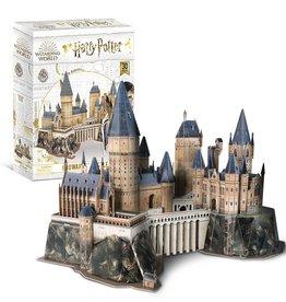 4D Brands International Casse-tête: 3D Puzzle: Harry Potter: Hogwarts Castle (Medium) (197 Pièces)
