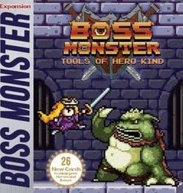 Brotherwise Games Boss Monster: Ext. Tools Of Hero-Kind (EN)