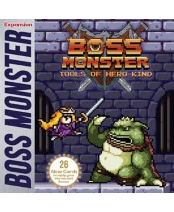 Boss Monster: Ext. Tools Of Hero-Kind (EN)