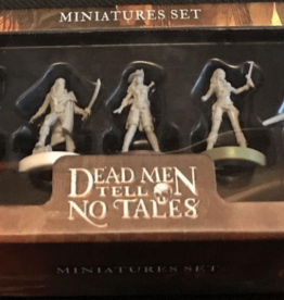 Renegade Game Studios Dead Men Tell No Tales: Ext. Minis Pack (Minion Games Ed.)