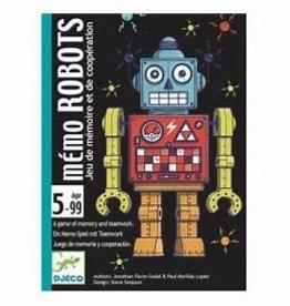 Djeco Mémo Robots (FR)