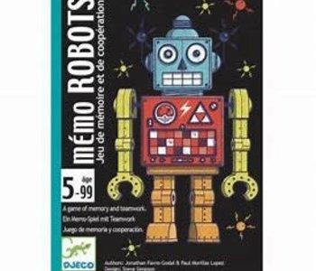 Mémo Robots (FR)