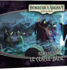Fantasy Flight Games Horreur A Arkham JCE : Ext. Renouveau Le Cercle Brisé (FR)