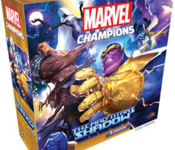 Précommande: Marvel Champions: Le Jeu De Cartes: The Mad Titan's Shadow (FR)