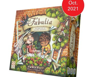 Précommande: Fabulia: Ext. En Route Vers De Nouvelles Aventures! (FR)