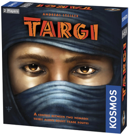 Thames & Kosmos Précommande: Targui (EN) 30 juillet 2021