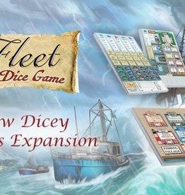 Eagle-Gryphon Games Précommande: Fleet: The Dice Game: Ext. Dicey Waters (EN)