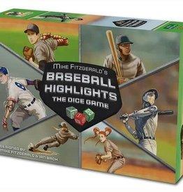 Eagle-Gryphon Games Précommande: Baseball Highlights: The Dice Game (EN)