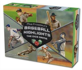 Précommande: Baseball Highlights: The Dice Game (EN)
