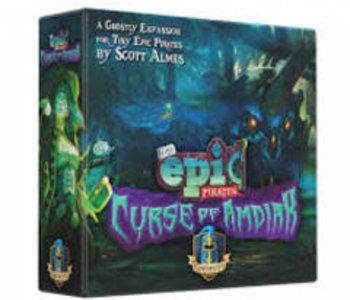 Tiny Epic Pirates: Ext. Curse of Amdiak (FR)
