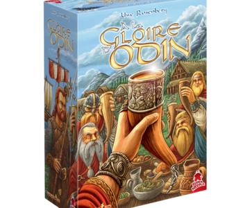 Précommande: A La Gloire d'Odin (FR)