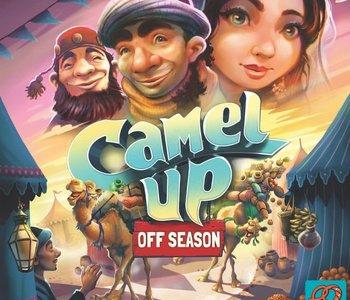 Précommande: Camel Up: Off Season (ML)