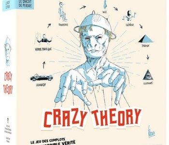 Crazy Theory (FR) Usagé Jamais Joué
