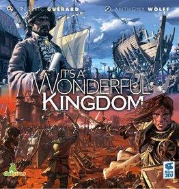 La Boite De jeu Précommande: It's A Wonderful Kingdom (FR)