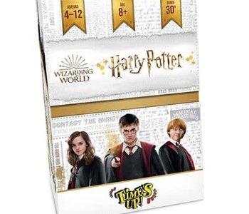 Précommande: Time's Up: Harry Potter (FR)