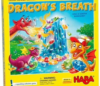 Dragon's Breath (Trésor de Glace) (ML) Usagé il manque une pierre bleu