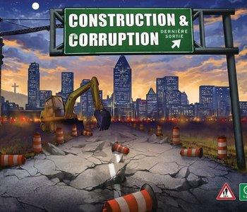 Construction & Corruption (ML)Usagé Jamais Joué