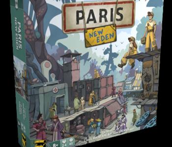 Paris New Eden (ML)Usagé Jamais Joué