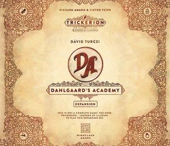 Trickerion: Ext. Dahlgaard's Academy (EN)