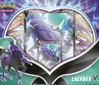 Pokemon Calyrex V Box (EN)