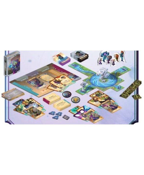 Adventure Tactics: Ext. Adventure In Alchemy (EN) (Kickstarter) Date d'arrivée Juin 2022