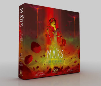 Précommande: On Mars: Ext. Alien Invasion (EN)