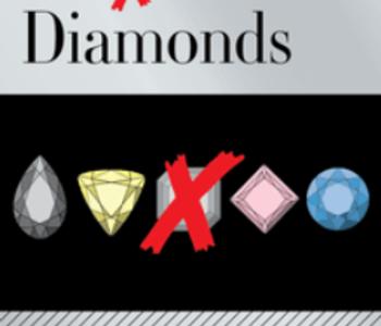 Précommande: Faux Diamonds (EN)