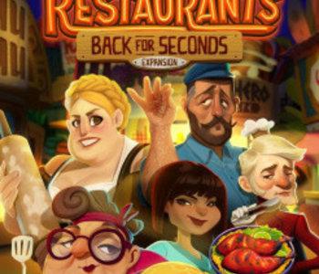 Rival Restaurants: Ext. Back For Seconds  (EN)