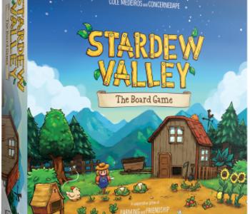 Précommande: Stardew Valley: The Board Game (EN)