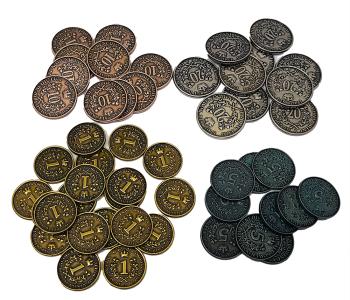 Rococo Deluxe: Metal Components