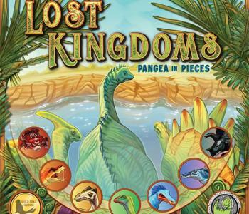 Lost Kingdoms: Pangea In Pieces (EN)