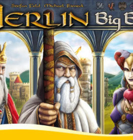 Queen Games Merlin: Deluxe Big Box (EN)