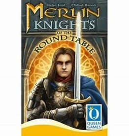 Queen Games Précommande: Merlin: Ext. Knights Of The Round Table (EN)
