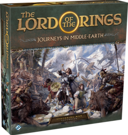 Fantasy Flight Games Précommande: The Lord Of The Rings: Journeys In Middle-Earth: Ext. Spreading War (EN)