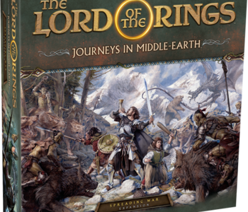 Précommande: The Lord Of The Rings: Journeys In Middle-Earth: Ext. Spreading War (EN)