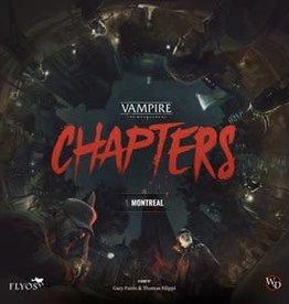 Flyos Games Précommande: Vampire The Masquerade: Chapters (EN)